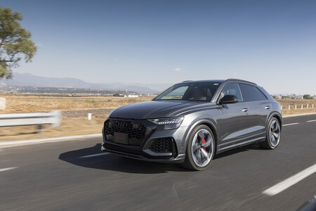 Audi Rs Q8 Opiniones Precio Mexico 2