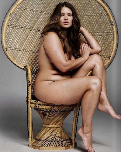 Las curvas y kilos de más se llevan esta temporada, Penélope Cruz se liga a Mr.Big más looks de moda en Trendencias