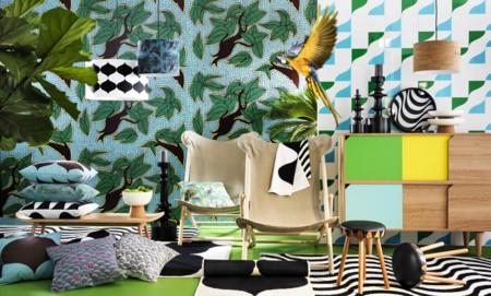 La revolución tropical llega a IKEA con Tillfälle, su nueva colección cápsula