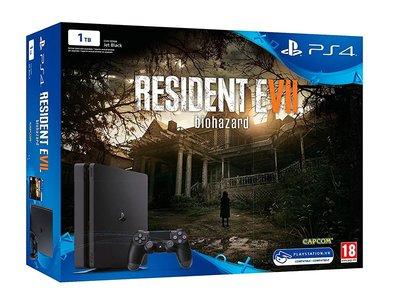 PS4 de 1 Tb con Resient Evil 7 por 329 euros en Amazon