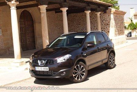 Nissan Qashqai 1.6 dCi 130 4x4 miniprueba 01