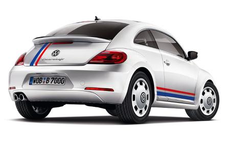 La vuelta de Herbie, un escarabajo muy especial