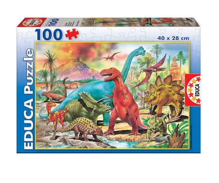 Puzzles Junior Dinosaurios