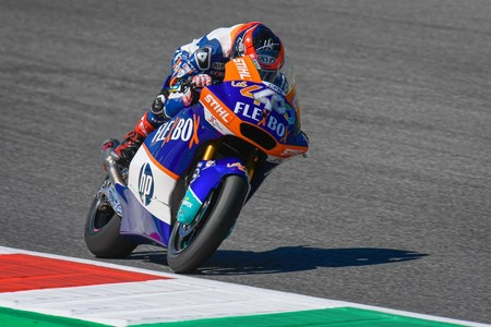 Augusto Fernandez Mugello Moto2 2019
