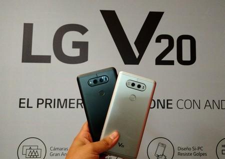 LG V20, primeras impresiones: la surcoreana ahora sí está a la altura