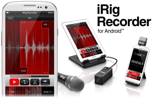 iRing Recorder