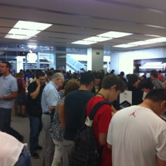 Foto 84 de 93 de la galería inauguracion-apple-store-la-maquinista en Applesfera