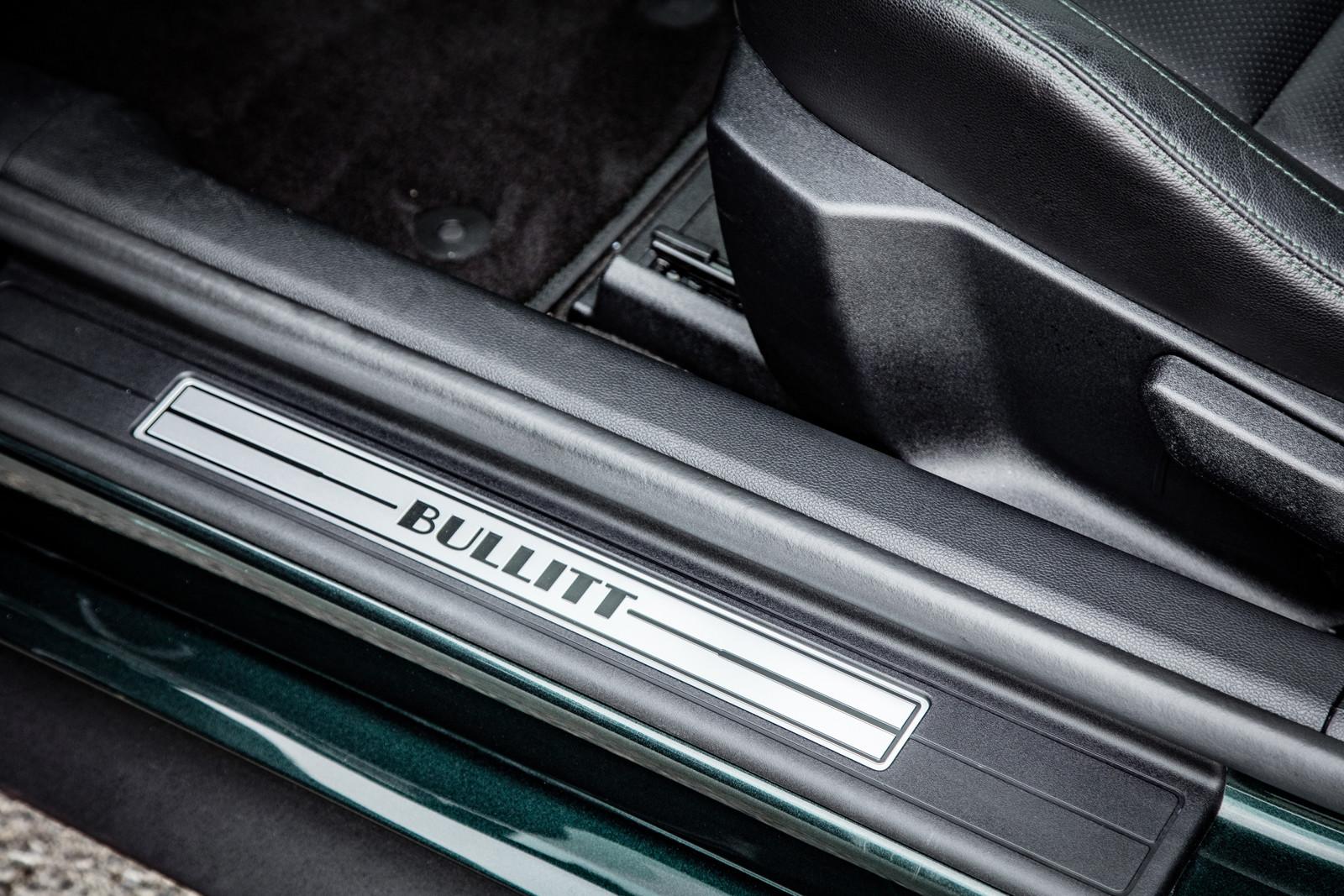 Foto de Ford Mustang Bullitt (prueba) (42/45)