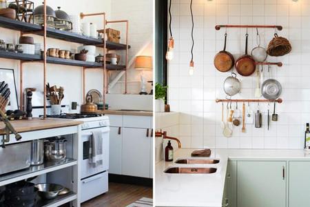 La semana decorativa cocinas para inspirarse for Decoesfera cocinas