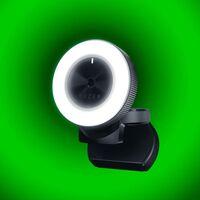 Destaca en las videollamadas con la webcam Razer Kiyo y su potente anillo de luz por 49,99 euros, ¡chollazo para tu Mac!
