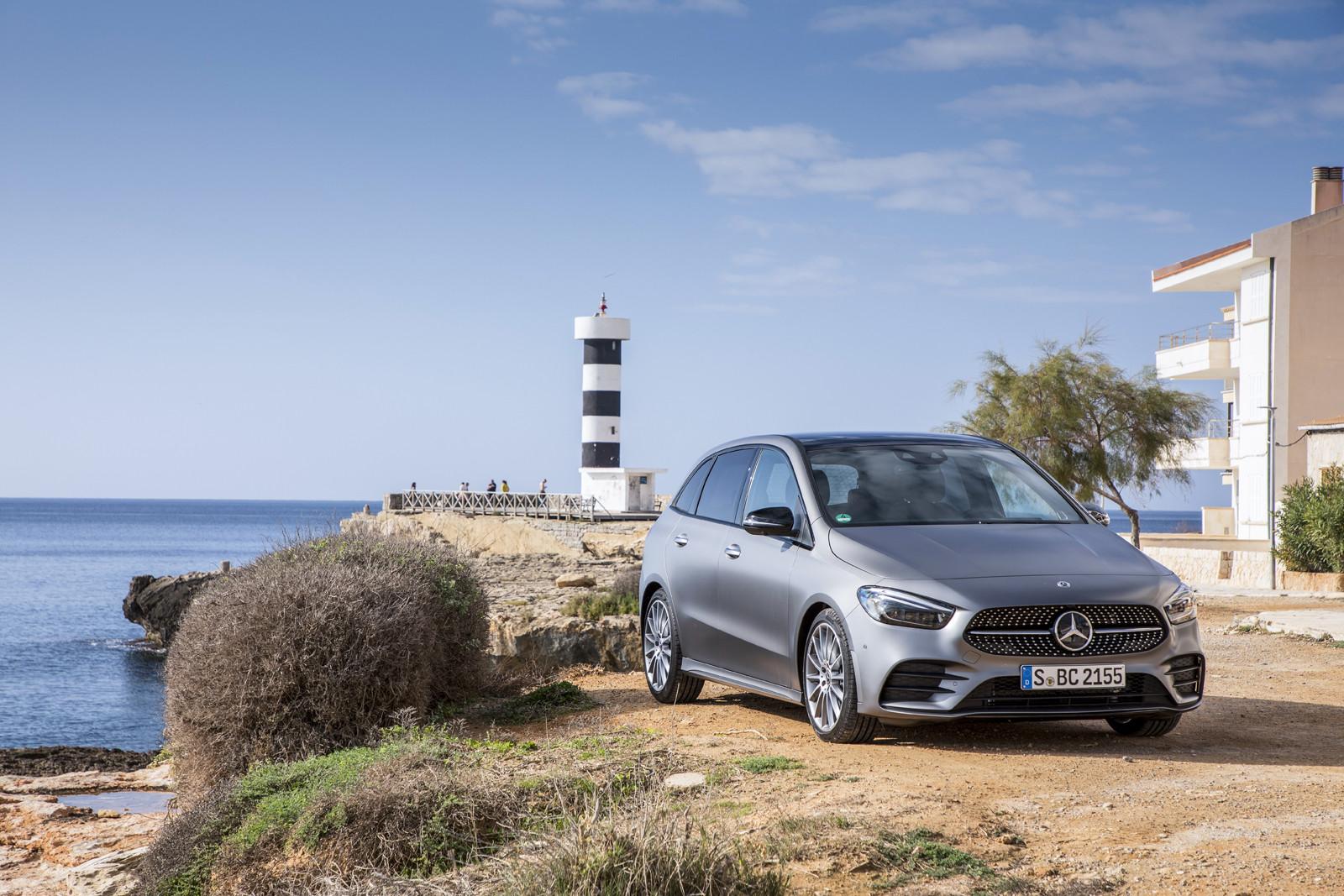 Foto de Mercedes-Benz Clase B 2019 (72/157)