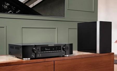 Marantz anuncia el NR1711, su nuevo receptor AV compacto que llega con HDMI 2.1 y soporte para las consolas de nueva generación