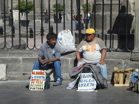 Las políticas económicas han fracasado en materia de empleo, afirma OIT