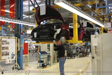 Ford Colonia: así son las personas que hacen dos coches cada 40 segundos