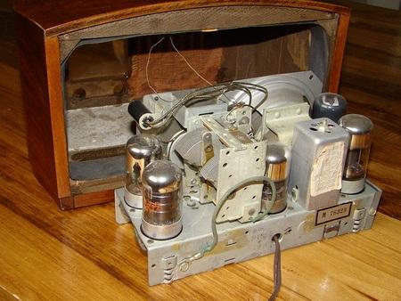 radio válvulas