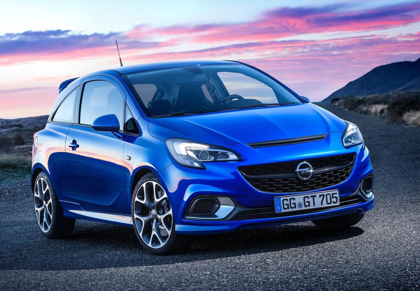 Foto de Opel Corsa (comparativa) (2/47)