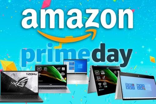Doce portátiles de trabajo y uno gaming de Acer, ASUS y HP con los que ahorrar en Amazon antes del Prime Day