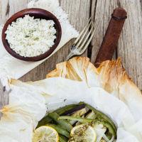 Vegetales asados estilo marroquí. Receta