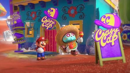 Super Mario Odyssey 8