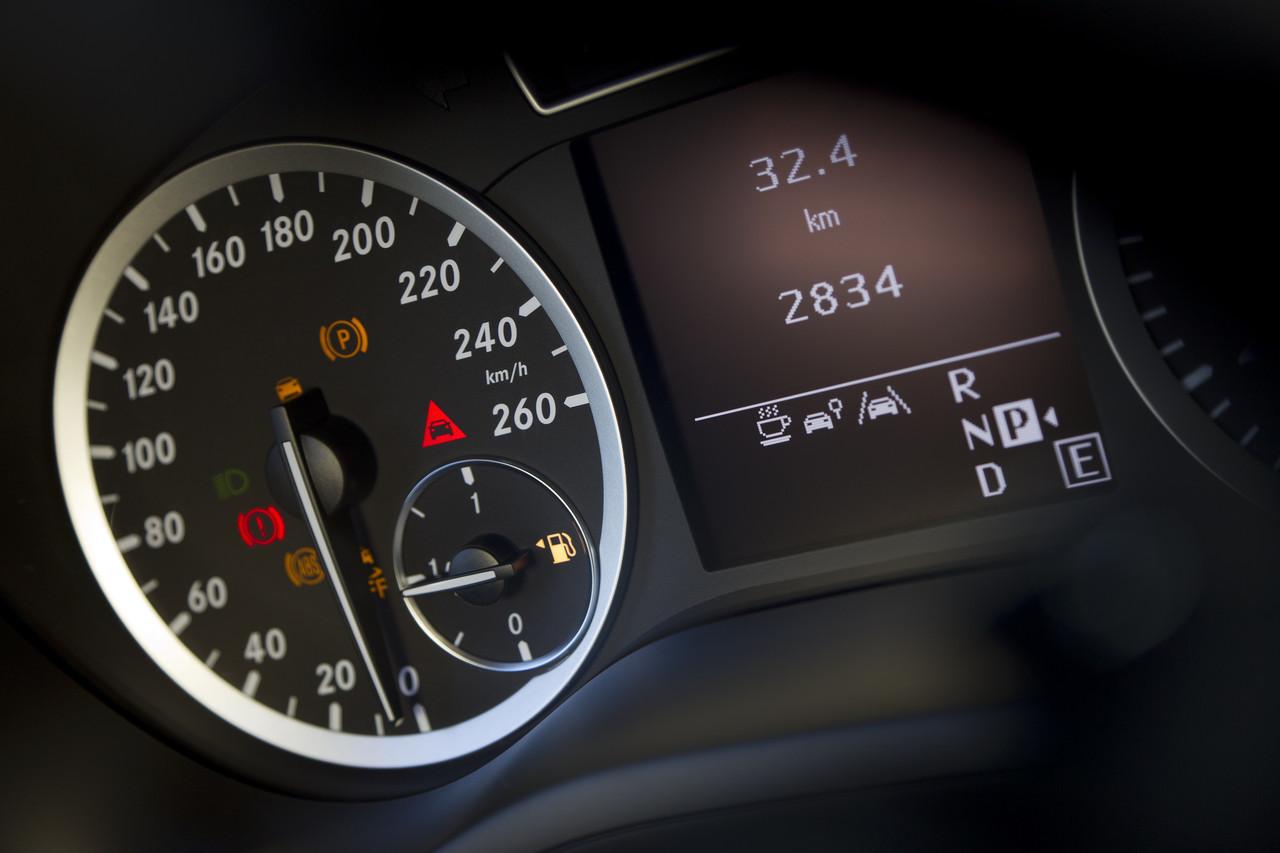 Foto de Mercedes-Benz Clase B (75/104)