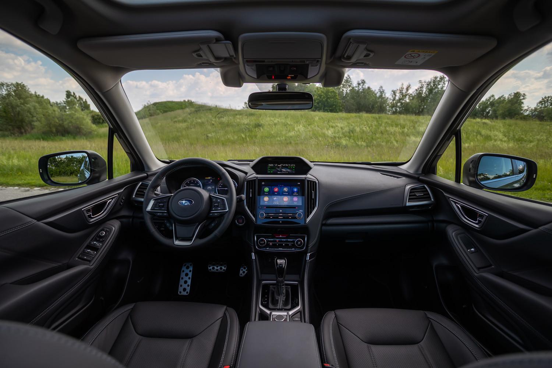 Foto de Subaru Forester y XV Eco Hybrid (8/18)