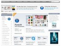 Apple eliminará la sección de descarga de aplicaciones de su web