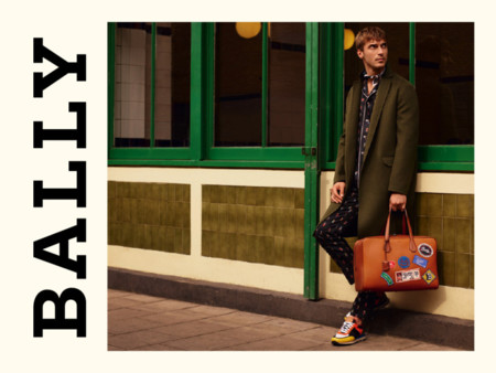 Clement Chabernaud Bally Spring Summer 2016 Campaign 002