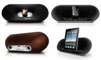 Novedades en la línea Fidelio de Philips, gran repertorio de docks para iPhone/iPad/iPods