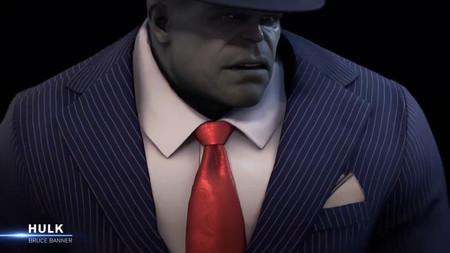 Marvel's Avengers nos permitirá jugar con Hulk Gris y hasta con su traje de mafioso