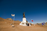 El Cristo Redentor de los Andes, Argentina
