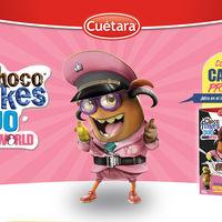 Cuando plagiar sale rentable: Cabronazi pondrá su imagen a unos cereales infantiles