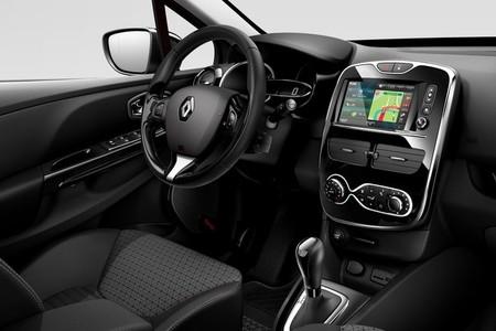 Renault Clio 2012, vista interior