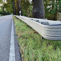Los guardarraíles dicen adiós, el Congreso se pone de acuerdo para eliminarlos de las carreteras