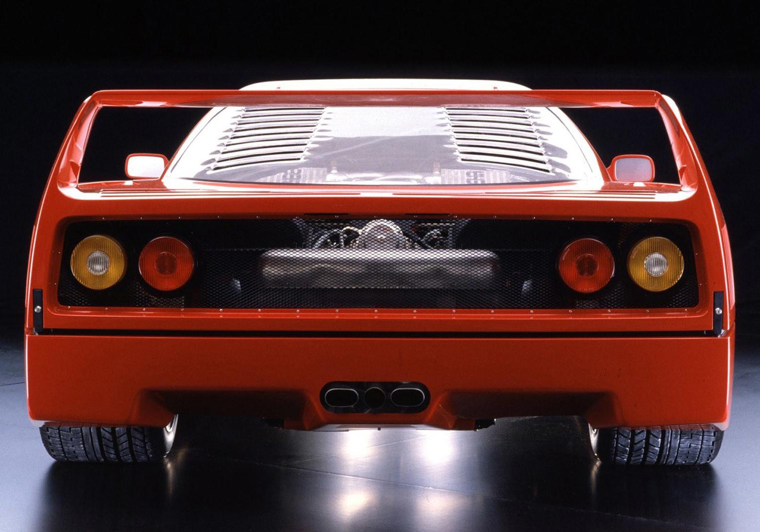 Foto de Ferrari F40, 30 aniversario (8/17)
