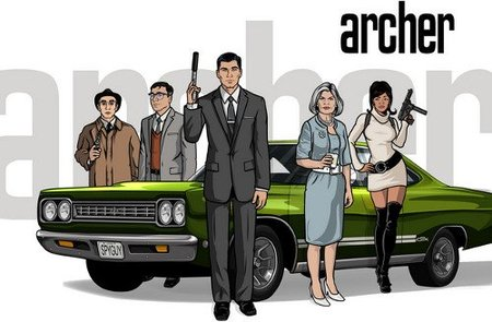 'Archer' gran serie animada