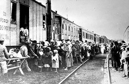 Deportacion De Chechenios
