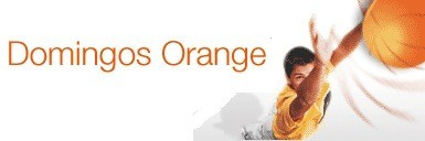 Domingos Orange: 100x1 en SMS a móviles Orange