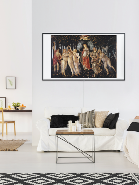 television frame