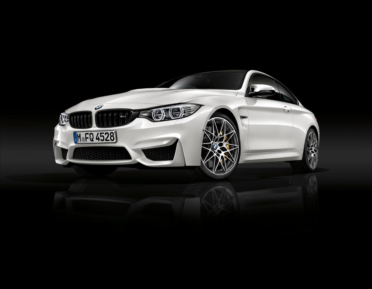 Foto de BMW M4 Coupé Competition Package (1/5)