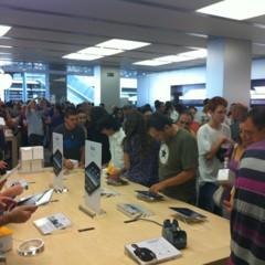 Foto 88 de 93 de la galería inauguracion-apple-store-la-maquinista en Applesfera