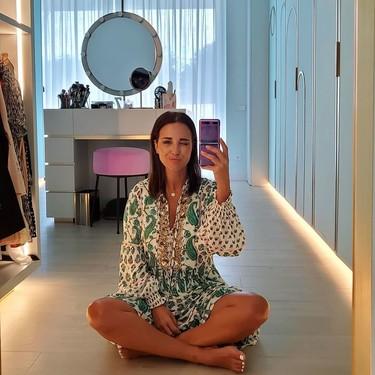El tocador de Paula Echeverría es el que la mayoría soñamos y tenerlo en casa es más fácil y barato de lo que parece