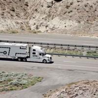 ¿Y si cuatro ex ingenieros de Google reinventaran el mundo del transporte con sus camiones autónomos?