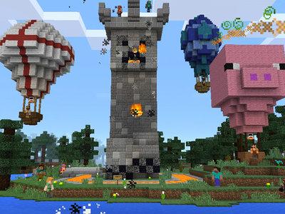 100 años de Minecraft... Microsoft quiere que tengamos entretenimiento para rato