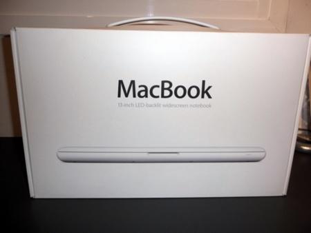 Imágenes del unboxing del nuevo Macbook