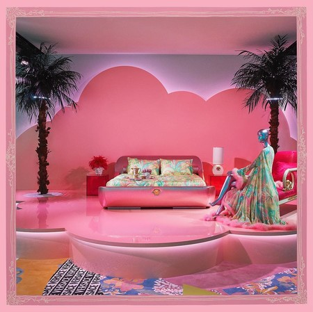 Versace Llenara Tu Casa De Color Con Sus Propuestas De Diseno En La Milan Design Week