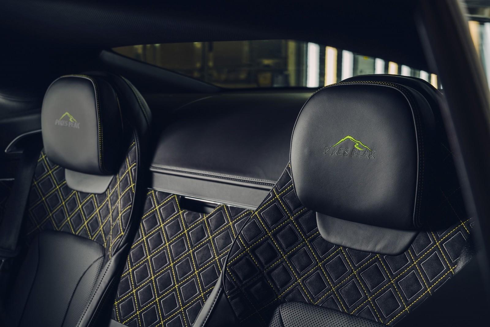 Bentley Continental GT Pikes Peak by Mulliner 2020