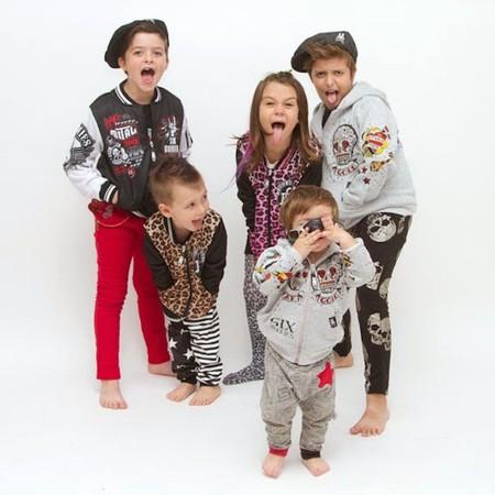 Ropa muy rockera para los más pequeños de la casa gracias a Rockillos