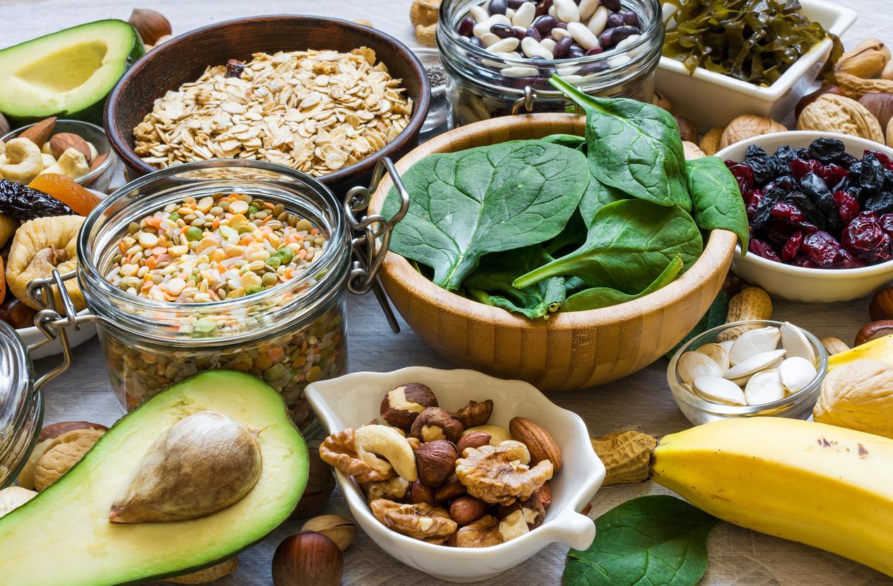 11 alimentos con más potasio que un plátano y 41 recetas para sumarlos a tu dieta