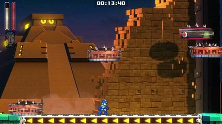 Mega Man 11 Totemer
