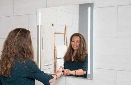 Espejos Maquillaje Luz Leroy Merlin